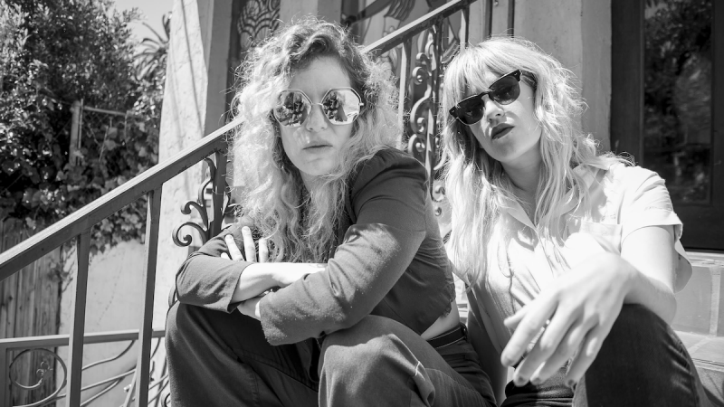 "Deap Vally annonce un nouvel EP Digital Dream, diffusez ""Look Away"""