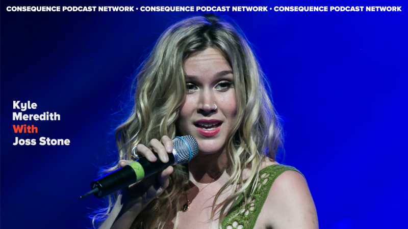 Joss Stone sur l'attrait de la collaboration | Podcast