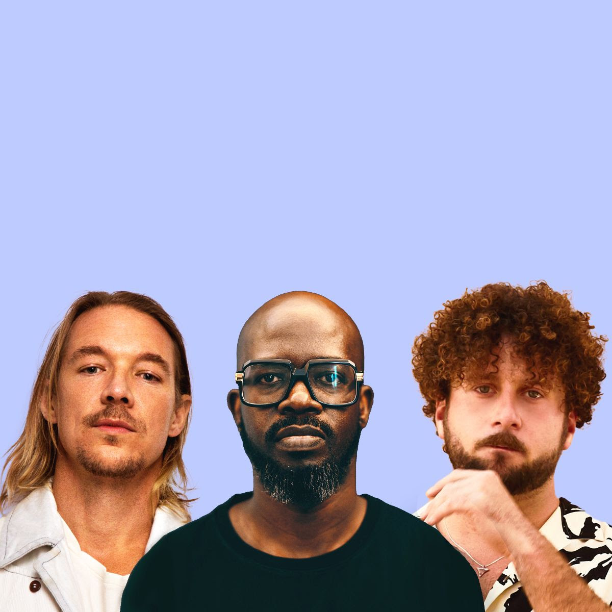"Écoutez la nouvelle super-collaboration de Diplo, Black Coffee et Elderbrook, ""Never Gonna Forget"" – EDM.com"