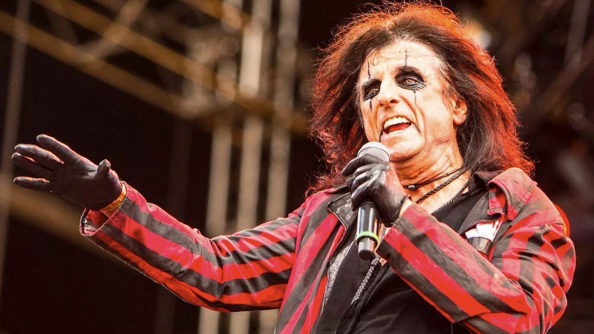 Écoutez le nouvel album d'Alice Cooper Detroit Stories