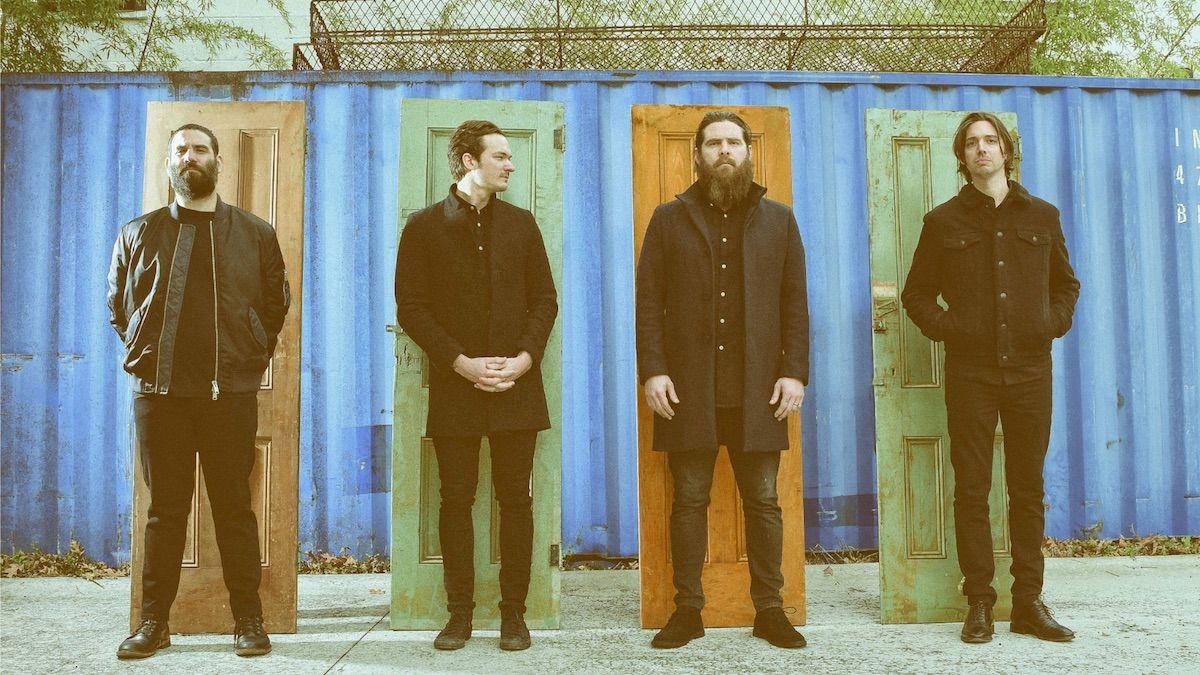 Le Manchester Orchestra annonce le nouvel album The Million Masks of God