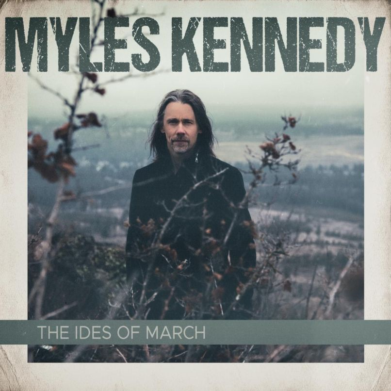 3 Myles Kennedy (Slash, Alter Bridge) sans nom annonce un nouvel album solo et partage le single In Stride: Stream
