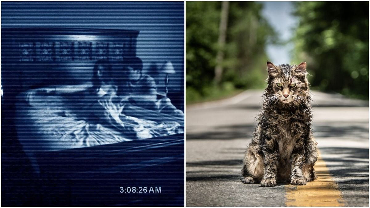 Paranormal Activity Suite et Pet Sematary Prequel arrivent à Paramount +