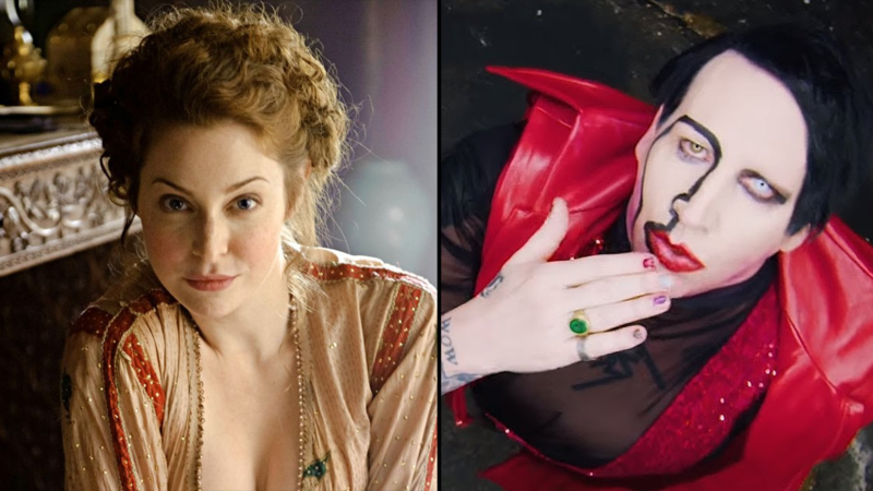 L'actrice Esmé Bianco de Game of Thrones appelle MARILYN MANSON «Monstre qui m'a presque détruit»