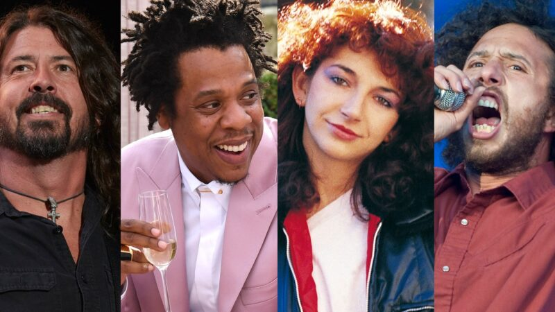 JAY-Z, Foo Fighters, Kate Bush et RATM nominés au Rock Hall of Fame 2021