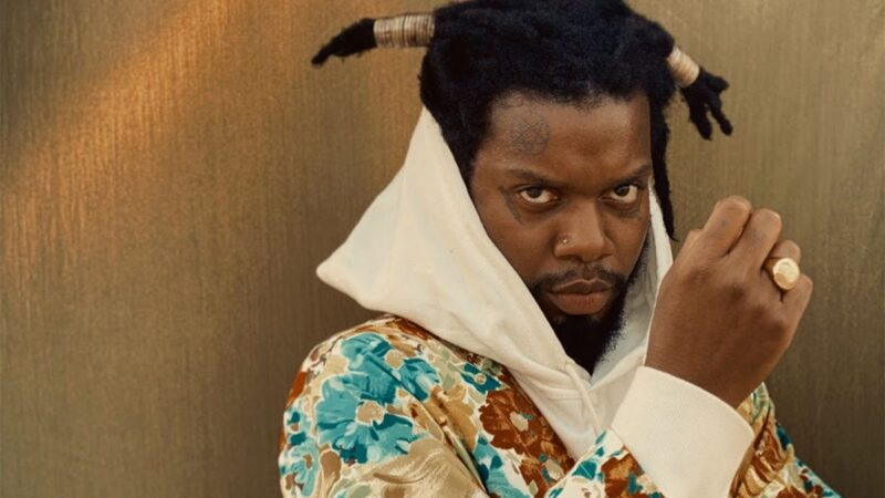 Stream serpentwithfeet nouvelle simple «chaussure de même taille»