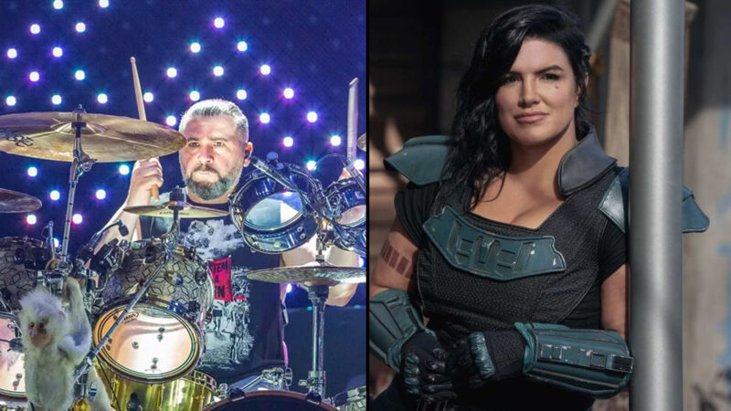SYSTEM OF A DOWN's John Dolmayan sur Gina Carano: « L'histoire lui rendra hommage »
