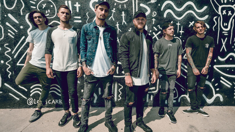 WE CAME AS ROMANS Enregistrement du premier nouvel album depuis la mort du chanteur Kyle Pavone en 2018