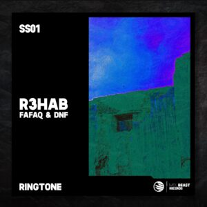 R3HAB s'associe à Fafaq et DNF pour le single « Ringtone » de New Tech House