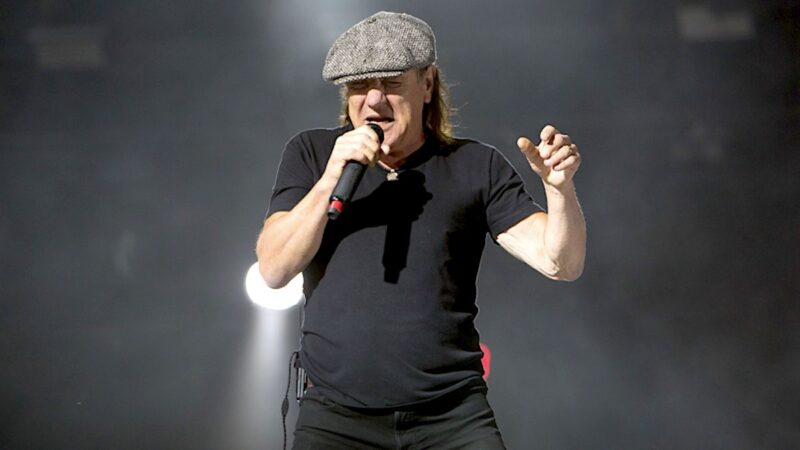 Brian Johnson d'AC / DC sortira Memoir The Lives of Brian