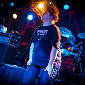 Corpsegrinder de CANNIBAL CORPSE refuse de payer pour les services de streaming