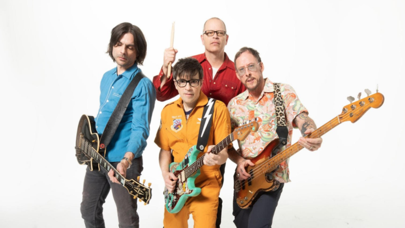 Weezer sort une nouvelle chanson de Van Weezer « I Need Some of That »: Stream