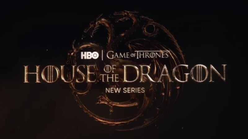 Game of Thrones Prequel House of the Dragon commence la production