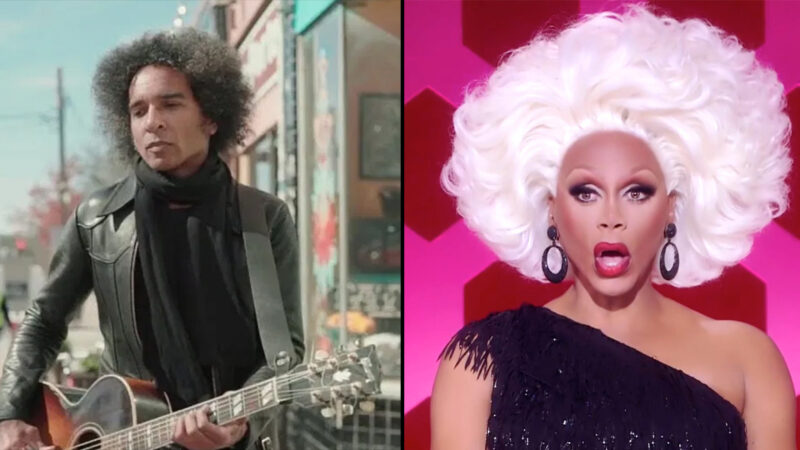 William DuVall, d'ALICE IN CHAINS, dit que RuPaul était un fan de son groupe punk hardcore, NEON CHRIST