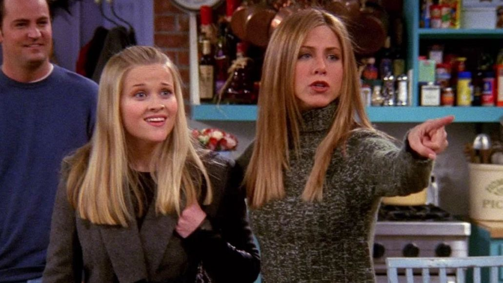 Reese Witherspoon Friends