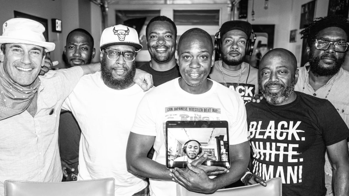 Dave Chappelle, Mos Def et Talib Kweli dévoilent le podcast The Midnight Miracle