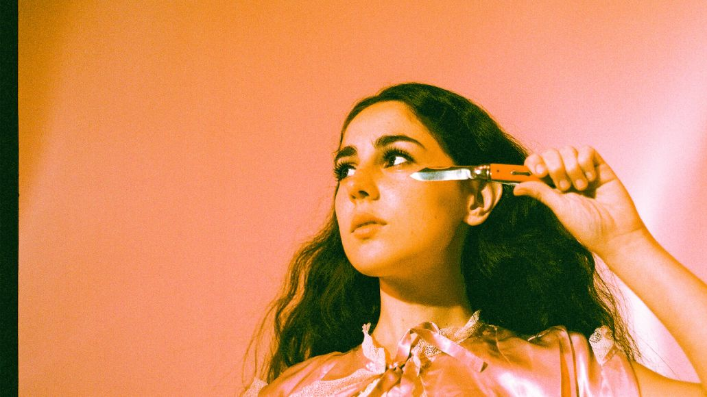 Samia Scout EP Cover artwork show up song stream
