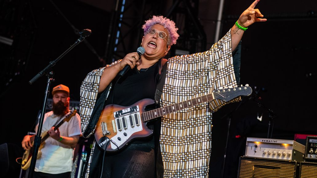 Brittany Howard My Morning Jacket Forest Hills Stadium Setpermber 10th New York en direct Review-1